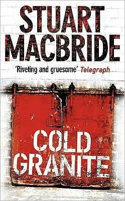 Book Cover - Cold Granite